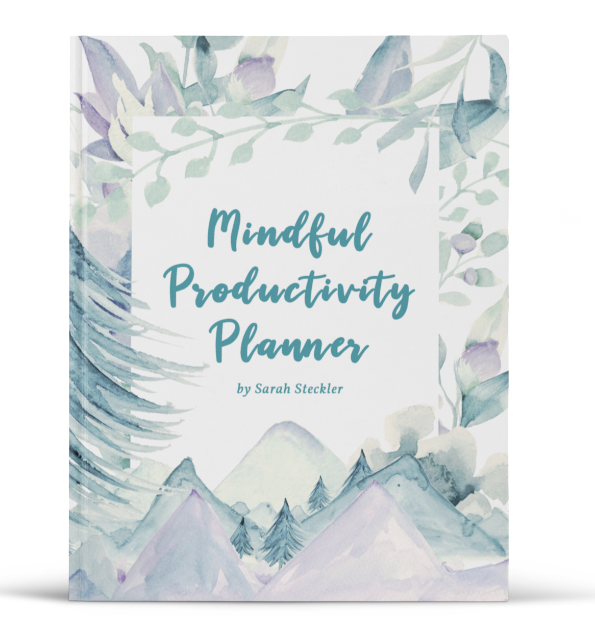 Mindful Productivity Planner