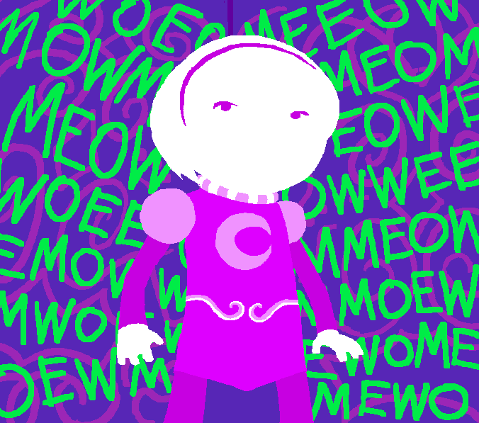 Pictured: actual picture of me being overwhelmed by Homestuck.