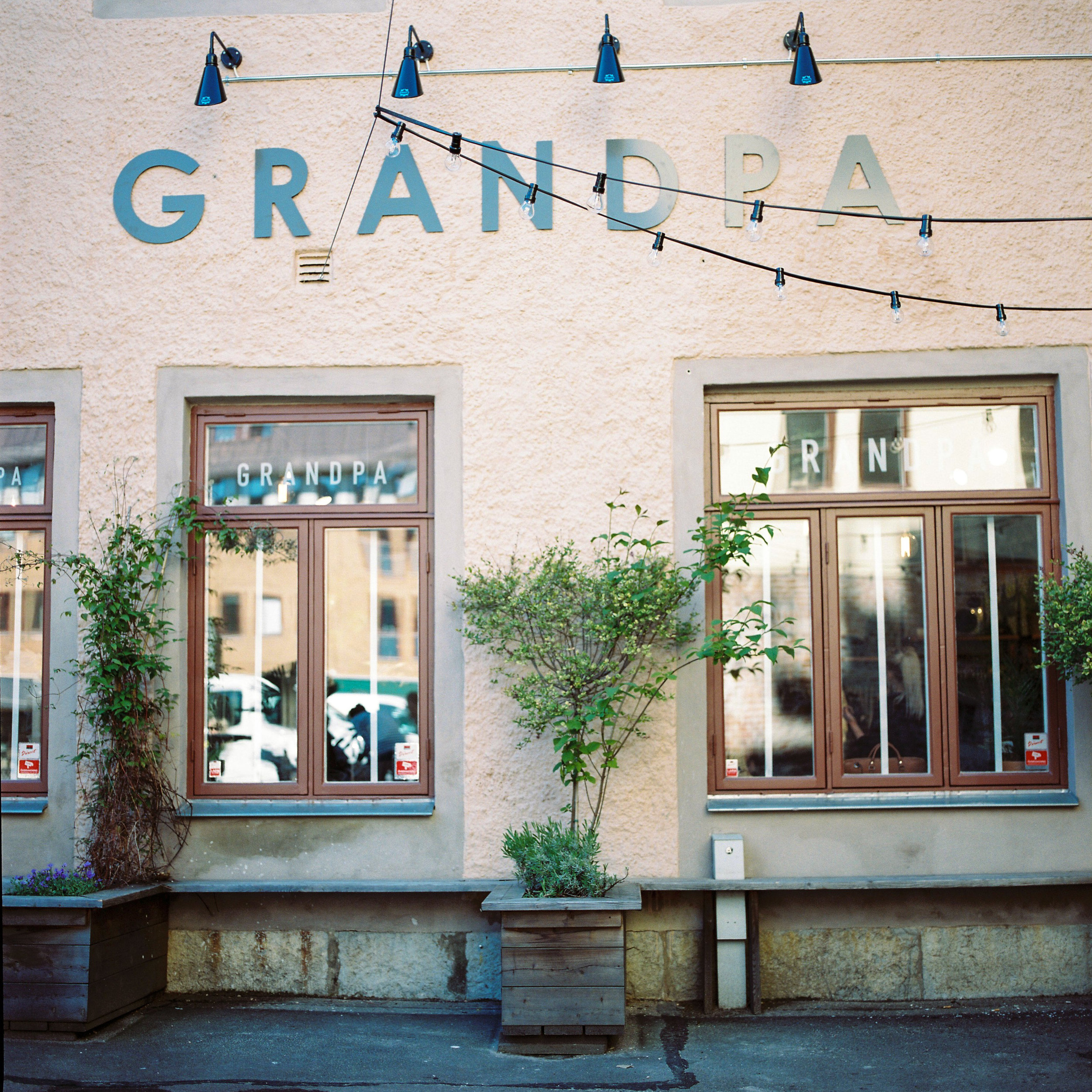 GRANDPA // Magasinsgatan