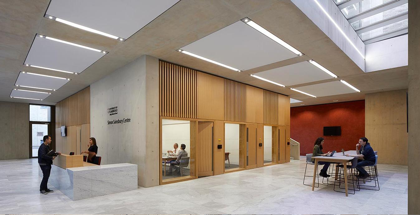 Cambridge Business School Architecture