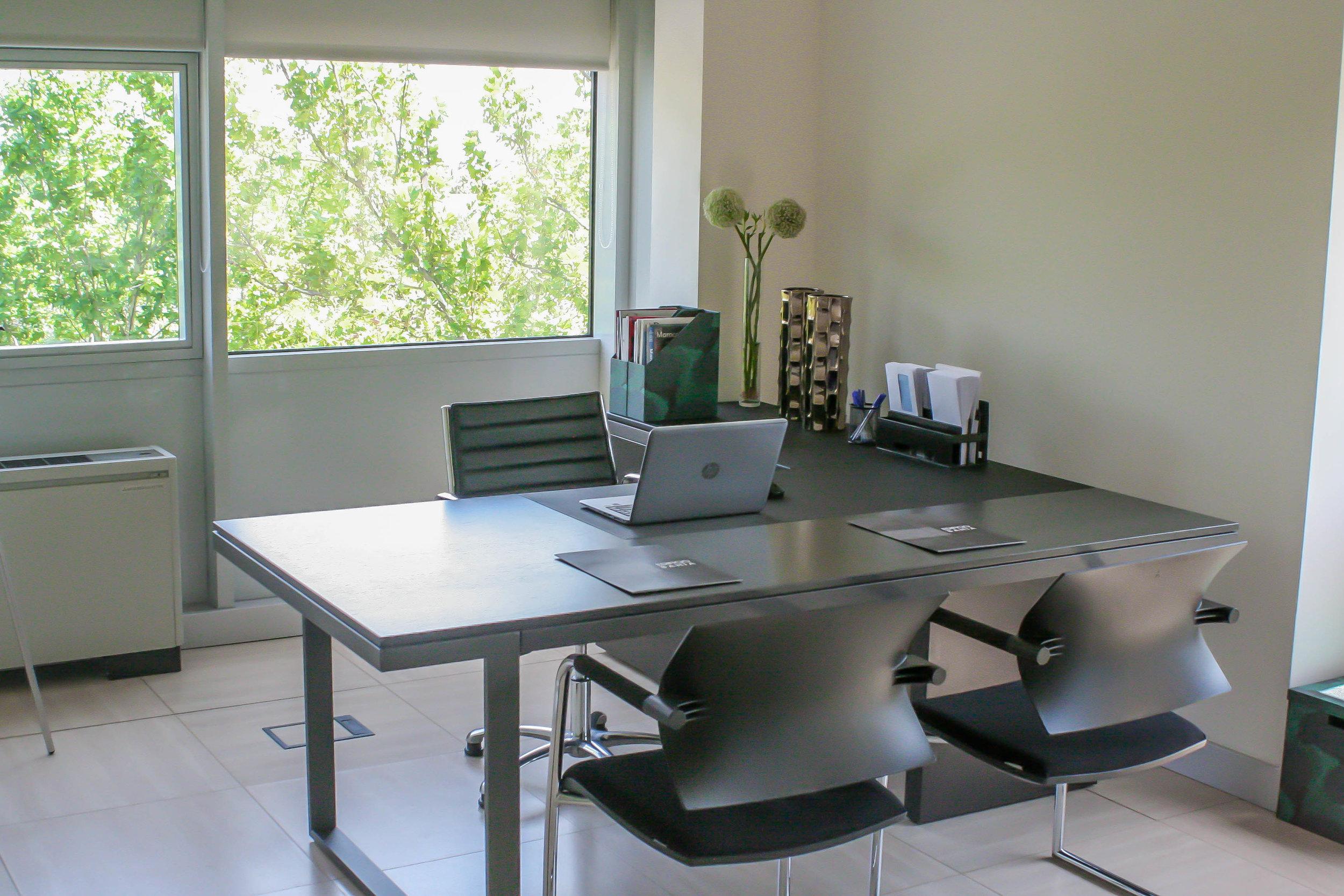 Atención personalizada - Tú y tu equipo notaréis rápidamente que contáis con la ayuda y disponibilidad del equipo de profesionales de nuestro workspaces.