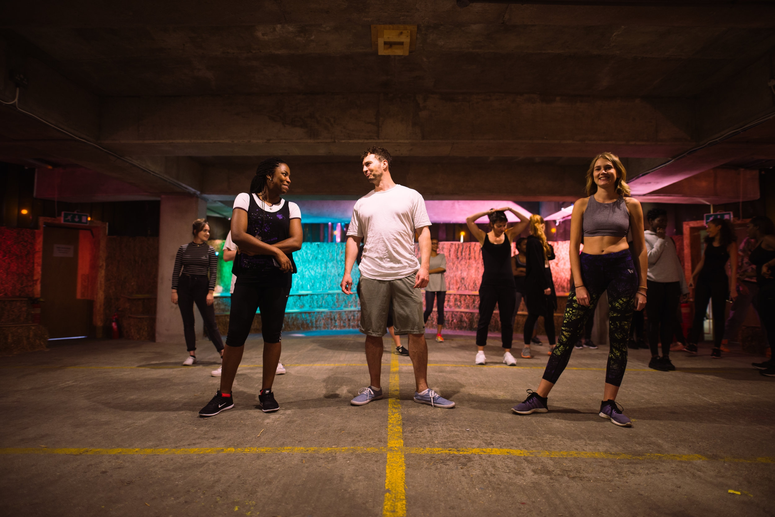HipHop Circuits - In this Circuits class, you'll move around various exercise stations and workout different muscle groups.You'll work hard, testing both your cardio, strength and endurance for an all-round challenge. With moves can be adapted to all physical abilities.