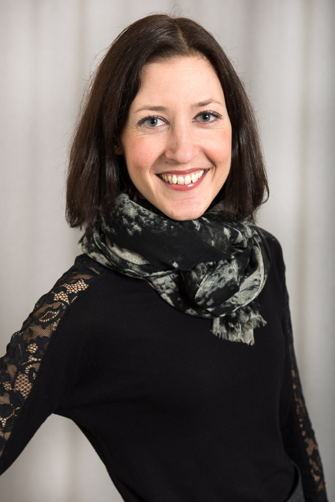 Monika Rusch, HR-chef på DevCode