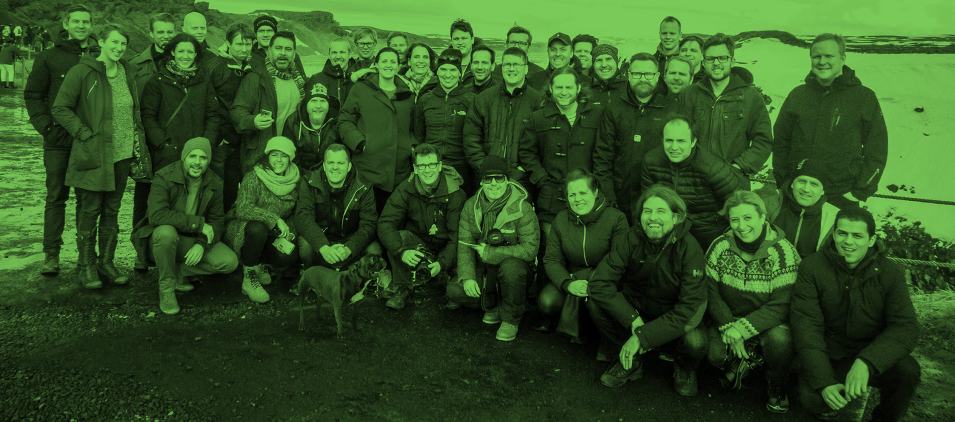 Konsultbolaget DevCode på Island.