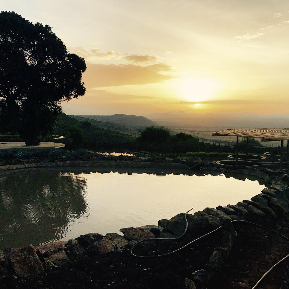 Shamba Reservoir