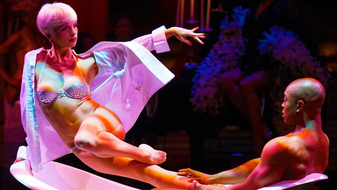 Cirque Du Soleil - Zumanity