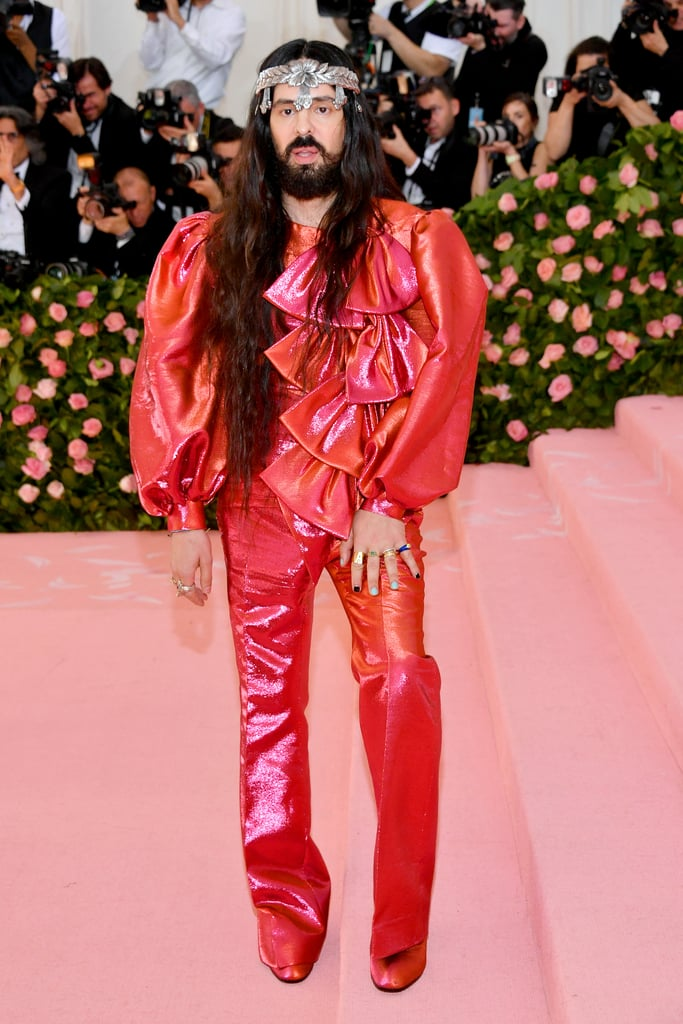 Alessandro Michele in Gucci (Photo Credit: Getty Images)