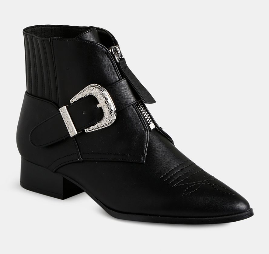 Cowboy Ankle Boot    R250.00   I just love these boots - so Harry Styles; they give me life.