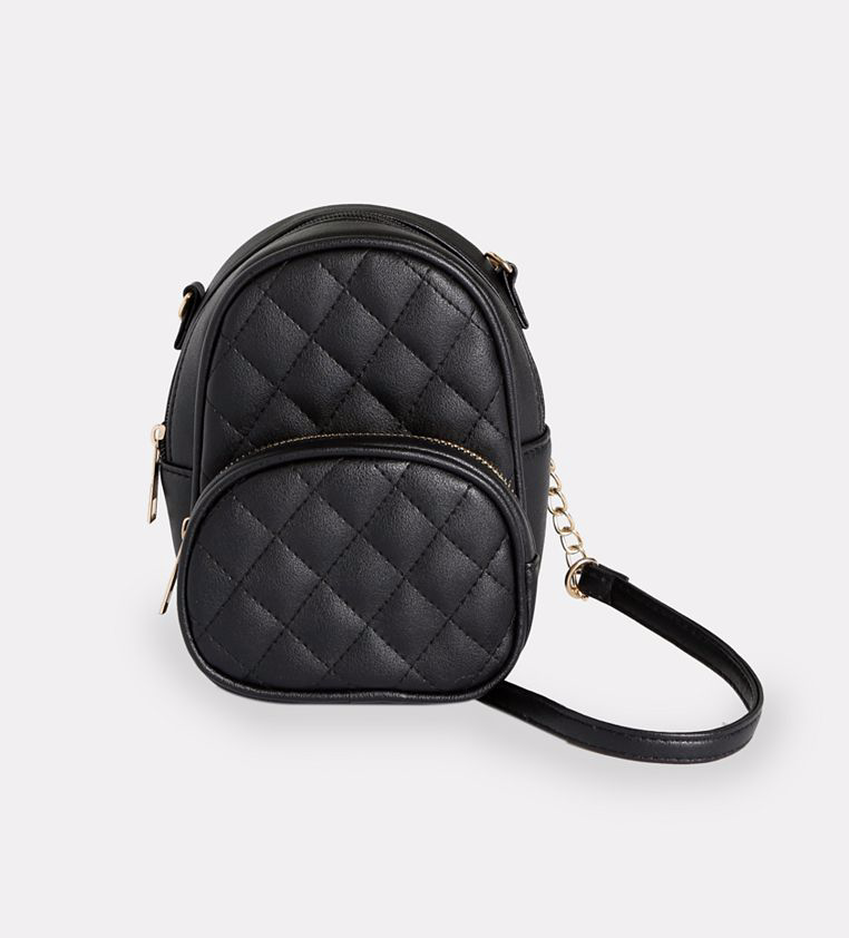 Quilted Cross Body Bag    R99.99   So cute to throw on for just bringing along the essentials.