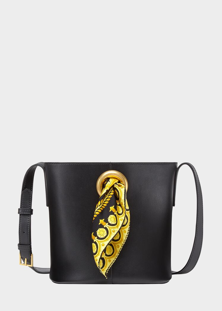 Copy of Copy of BAROCCO PRINT SASH BUCKET BAG