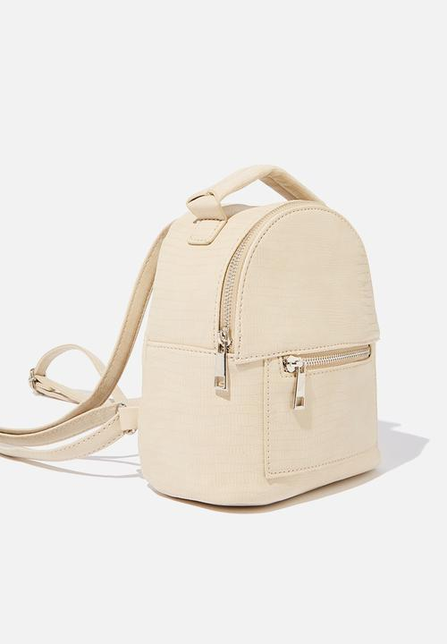 Copy of Copy of COTTON ON CARA MINI BACKPACK