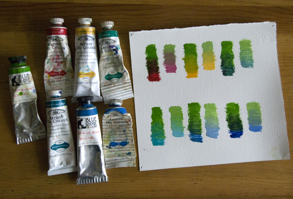 Permanent-Green-Favorite-Color-Mixtures