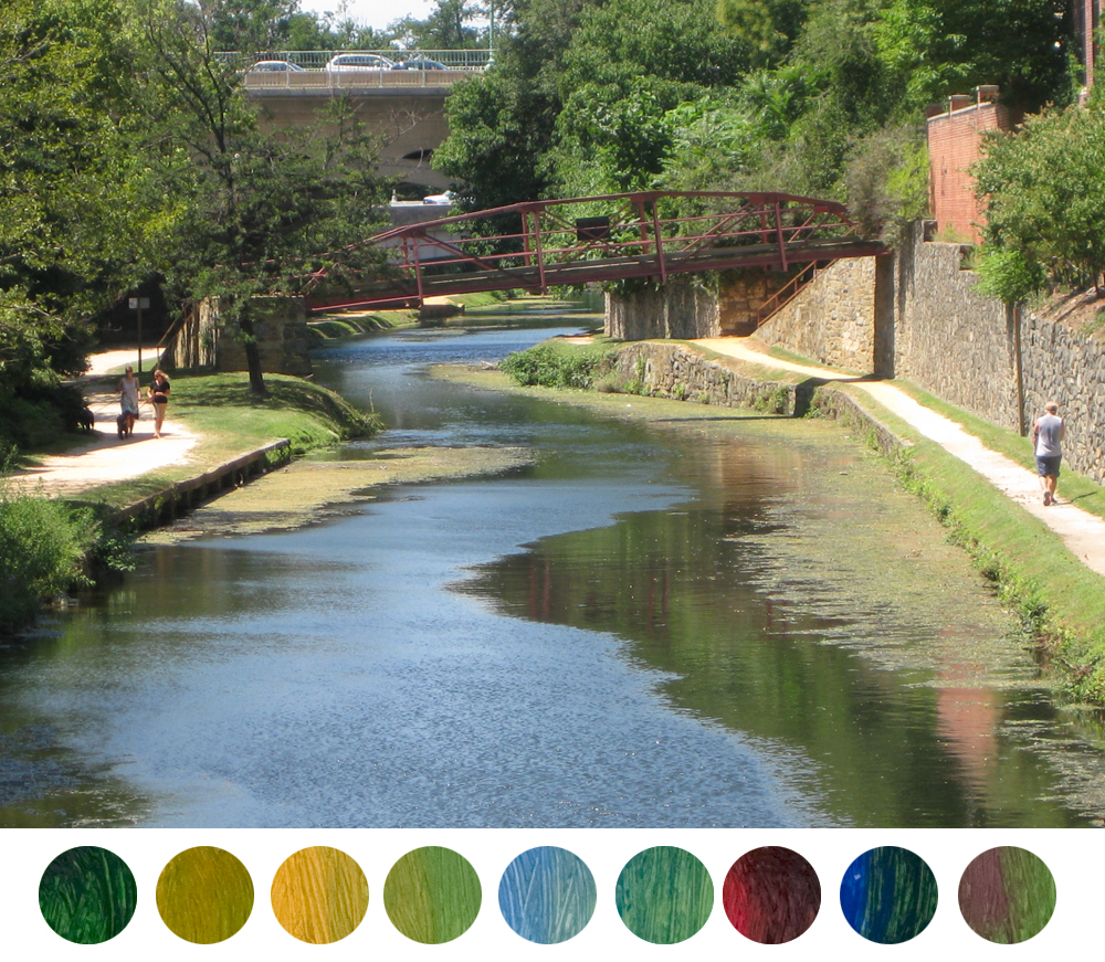 Permanent-green-mixtures-c&o-canal