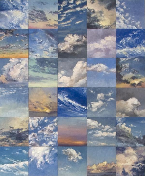 Cloudscapes #1-#30