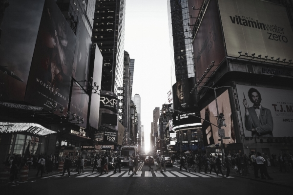 Can't afford a billboard in Times Square? Neither can we. That's why we use social media.