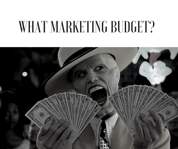 Small businesses with small marketing budgets - you can do it!