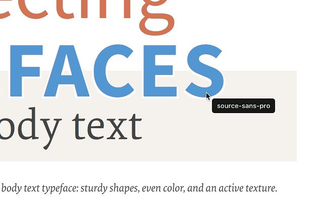 Get creative, pick a font!