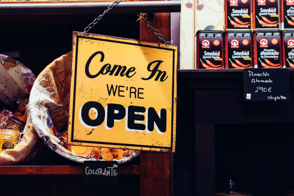 Your business can be open 24-7 with a website