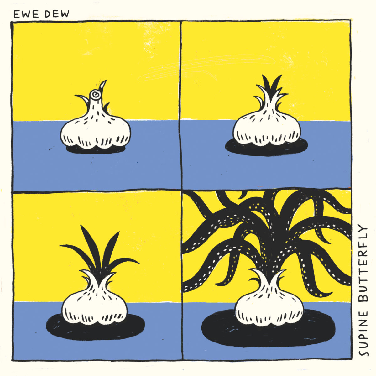 Ewe Dew- Supine Butterfly (2018)