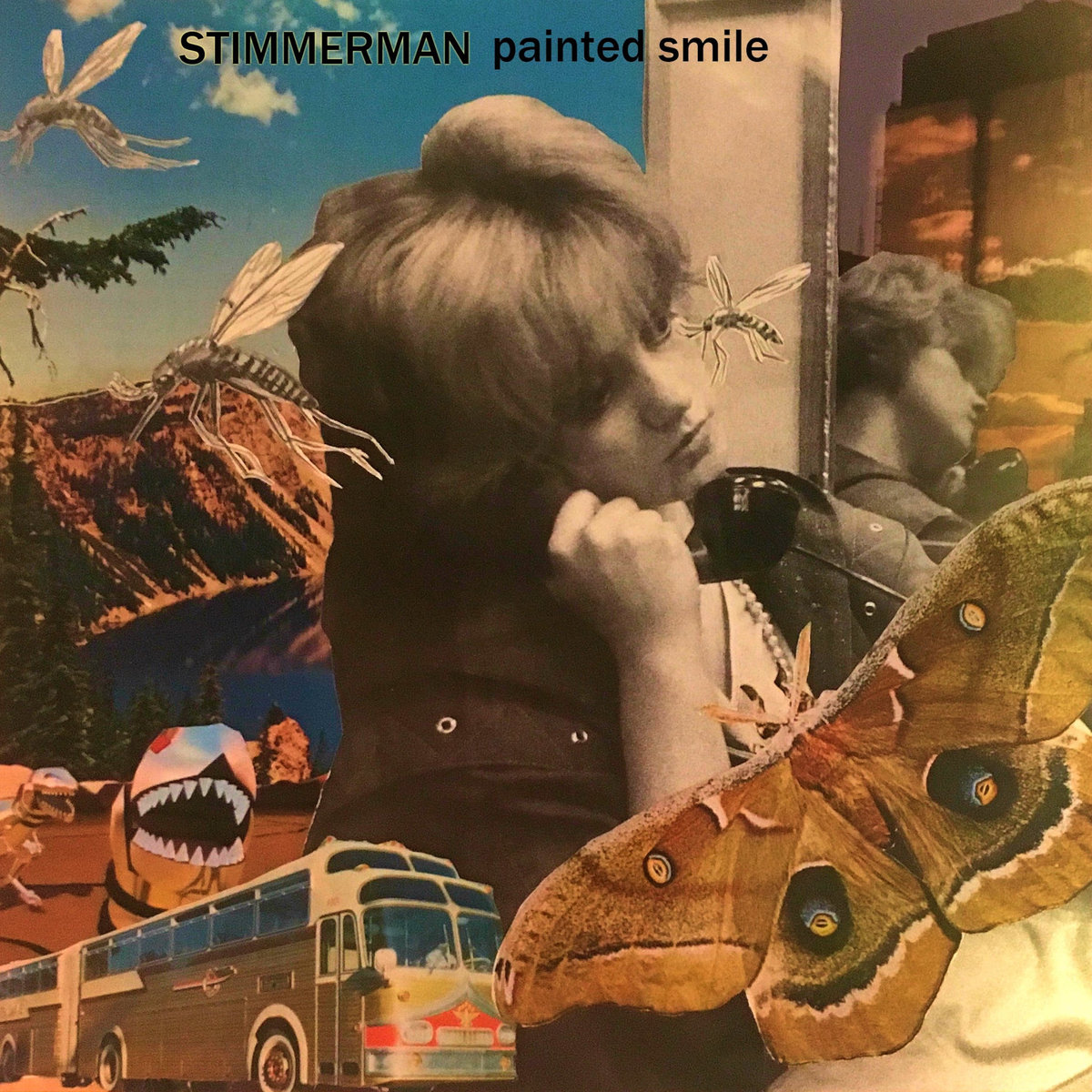 Stimmerman- Painted Smile (2019)