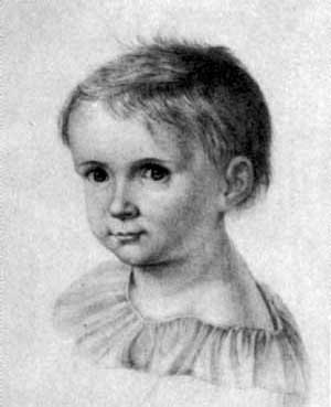 Luise Rückert, 1830-1833