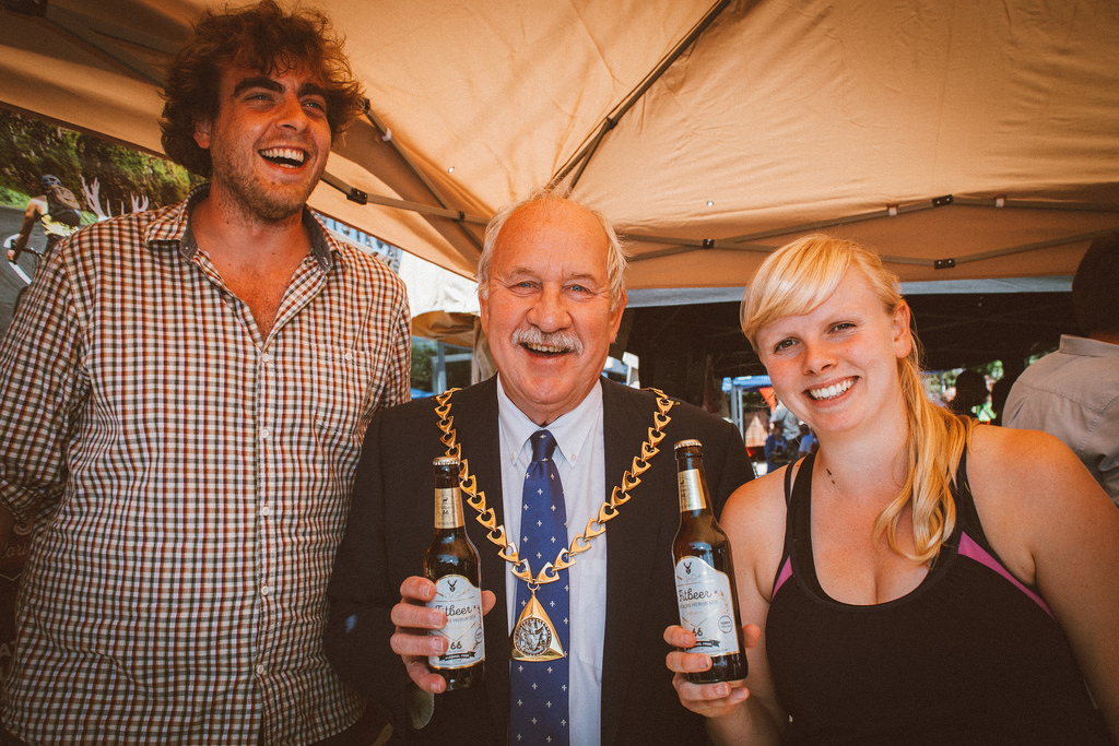 FitBeer and the Major of Southwark