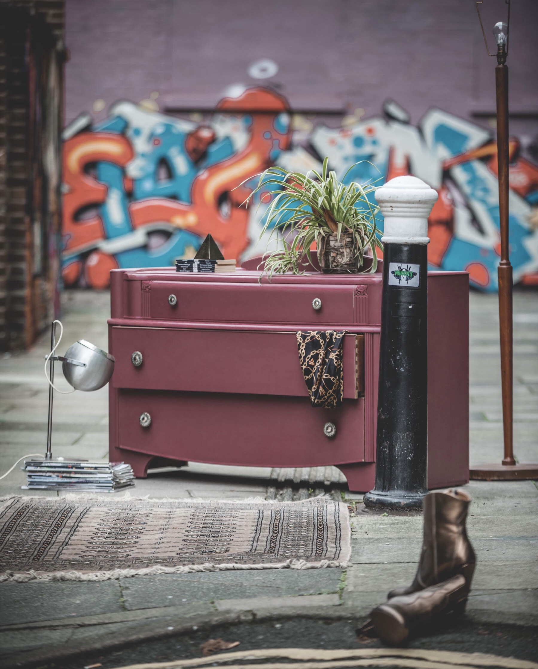 Upcycling vintage and retro furniture…. - upcycling definition: 'reuse discarded objects or material in such a way as to create a product of higher quality or value than the original' - the collins dictionary