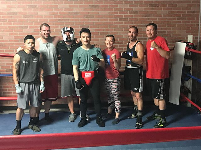 #southpawstrong  So long Gong, miss you brother see you soon!#Southpawboxingclub goes #international back to #China #boxing #hilliardohio #boxeo #614fit