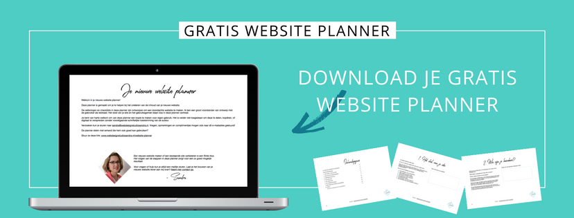 Een nieuwe website maken? Download de gratis website planner.png