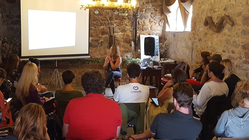 Sandra van der Lee workshop at Freedom x Fest 2018.jpg