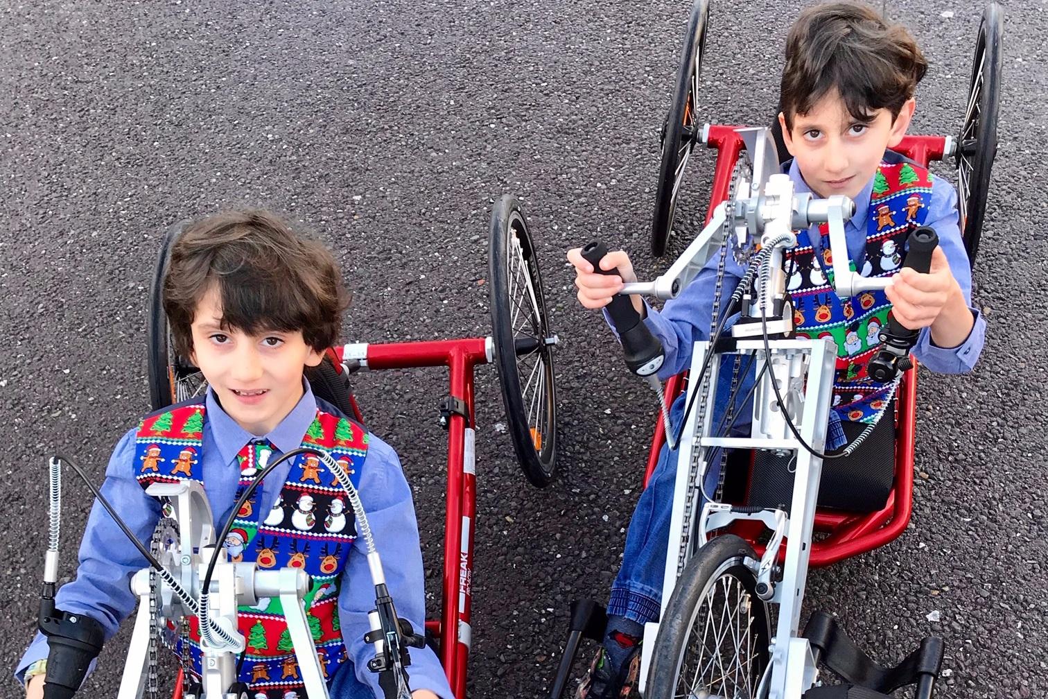 Hassan & Hussein Benhaffaf