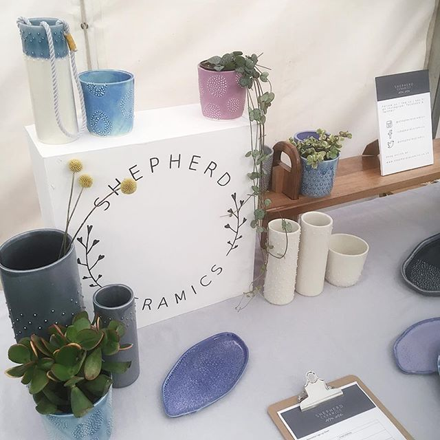 Lovely first day @harley_gallery for the #welbeckwinterweekend . Lots of smiles and lots of lovely comments 💕 ⠀⠀ We'll be there again tomorrow, wrapped up in aaaaall the layers ❄️ come say hi! 👋🏻 ⠀⠀ Open 10 - 5 in tent 2 ⠀⠀ #ceramics #clay #pottery #stoneware #porcelain #glaze #handmadepottery #handmadeintheuk #madeinbritain #handmadeisbetter #homedecor #contemporarycraft #contemporaryceramics #creativebiz #stockist #modernmaker #makersgonnamake #createmakeshare #ceramicsaretrending #cremerging #dmucraft #ceramicsmagazine #glazemagazine #potterylove #potteryforall #etsyseller #etsyfinds #etsyshop #plantlife
