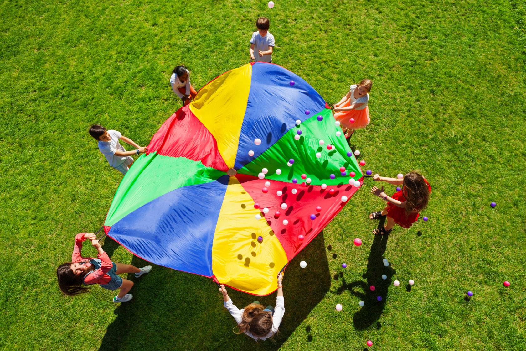 Camps de vacances - Profitez de votre temps libre pour vous amuser !