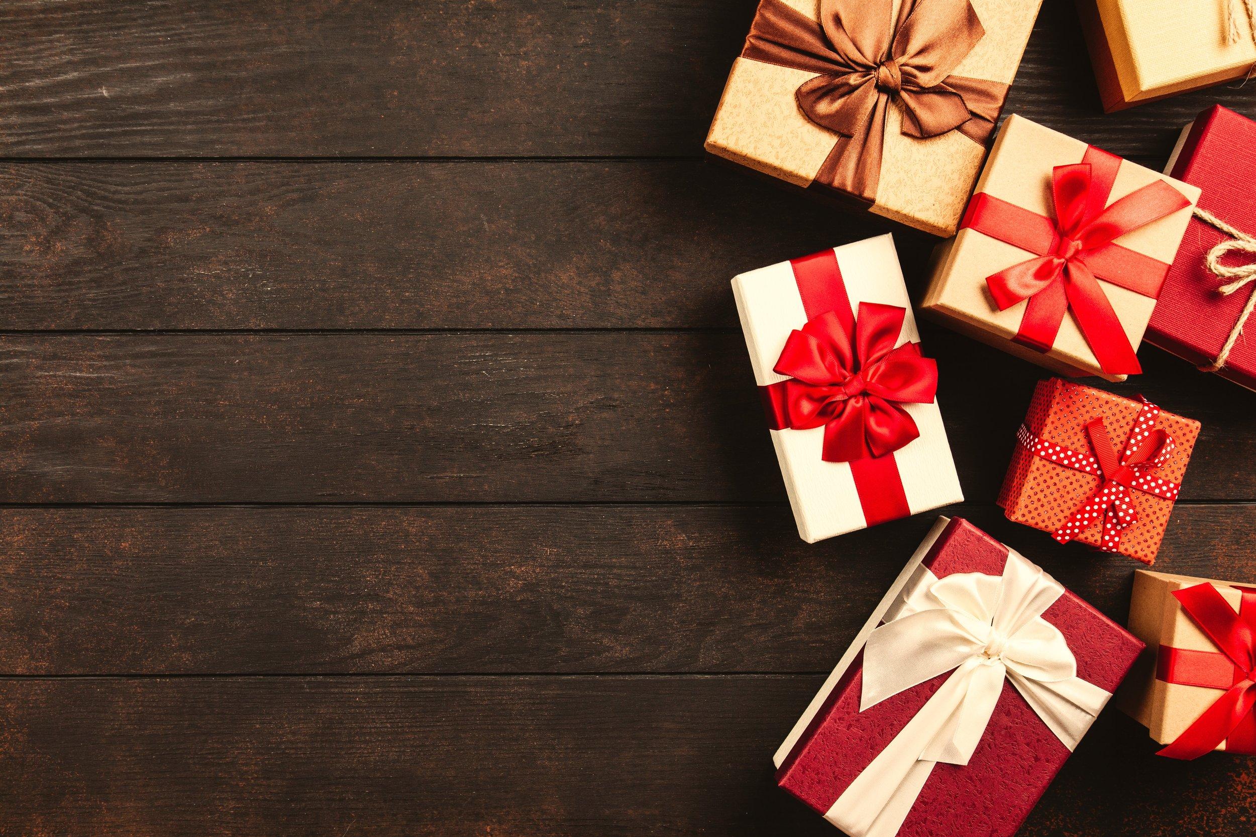 Bons Cadeaux -