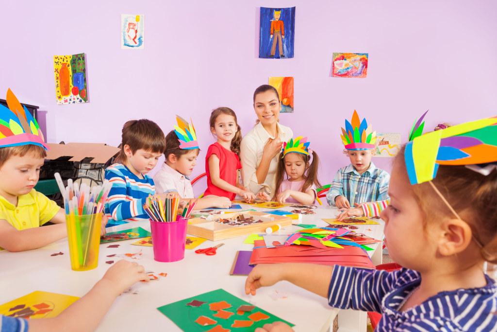 Atelier créatif - 4 à 6 ans de 14h à 15h30