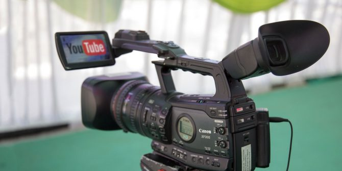 Stage création de video youtube -