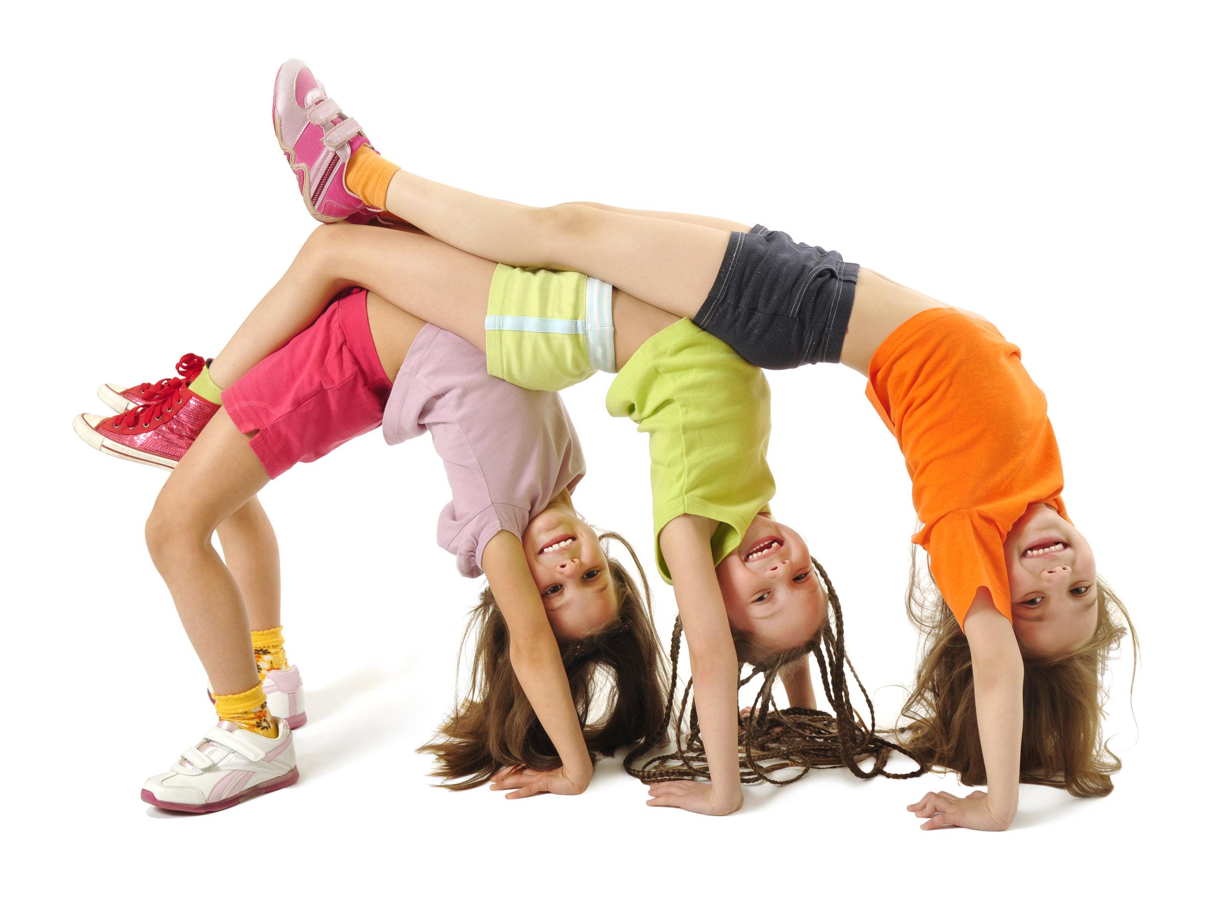 Gym acrobatique -