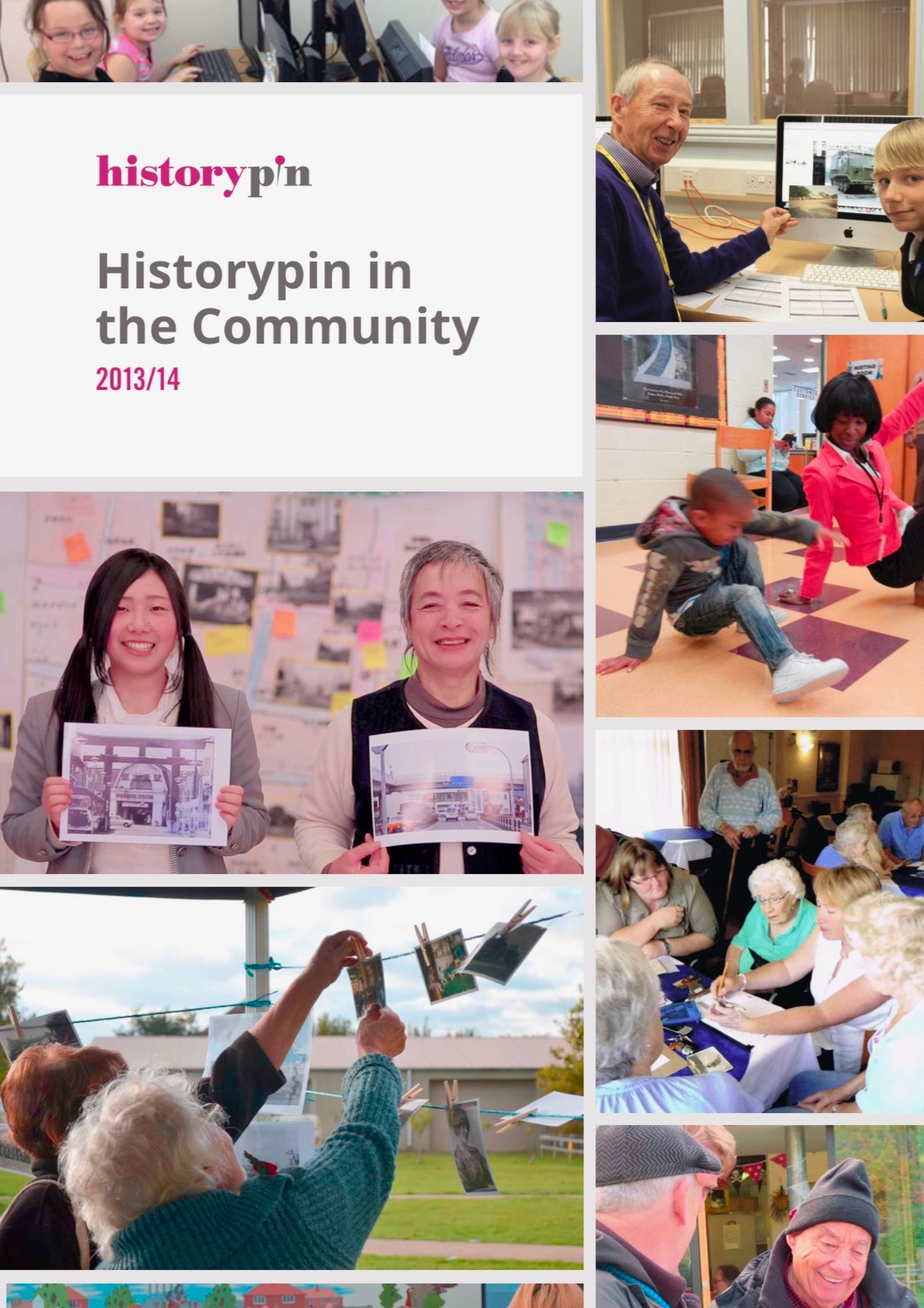 HISTORYPIN IN THE COMMUNITY (Publication)