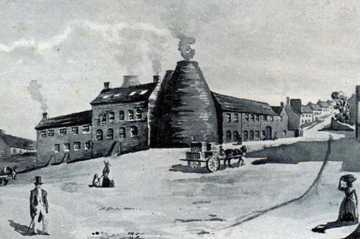 Cliff Bank Works, Stoke-on-Trent