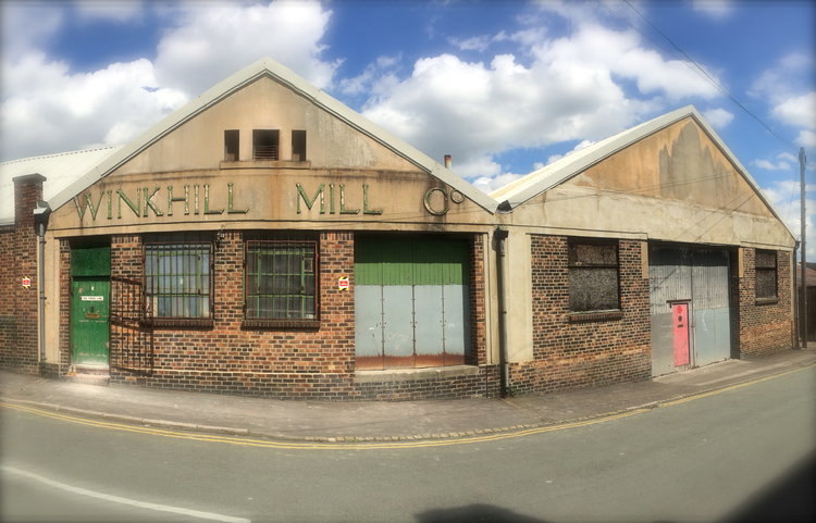 Winkhill Mill, Swan Street, Stoke-on-Trent