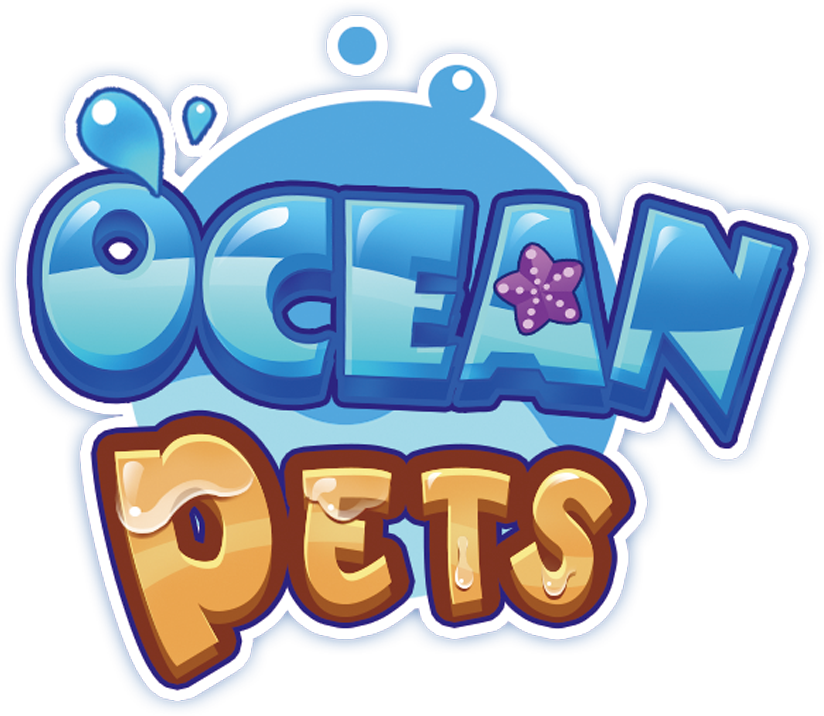 Ocean Pets Logo by Pai Technology