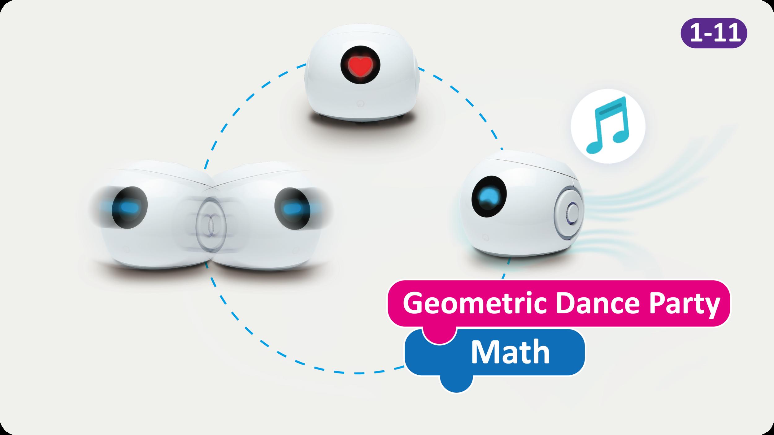 Geometric Dance Party