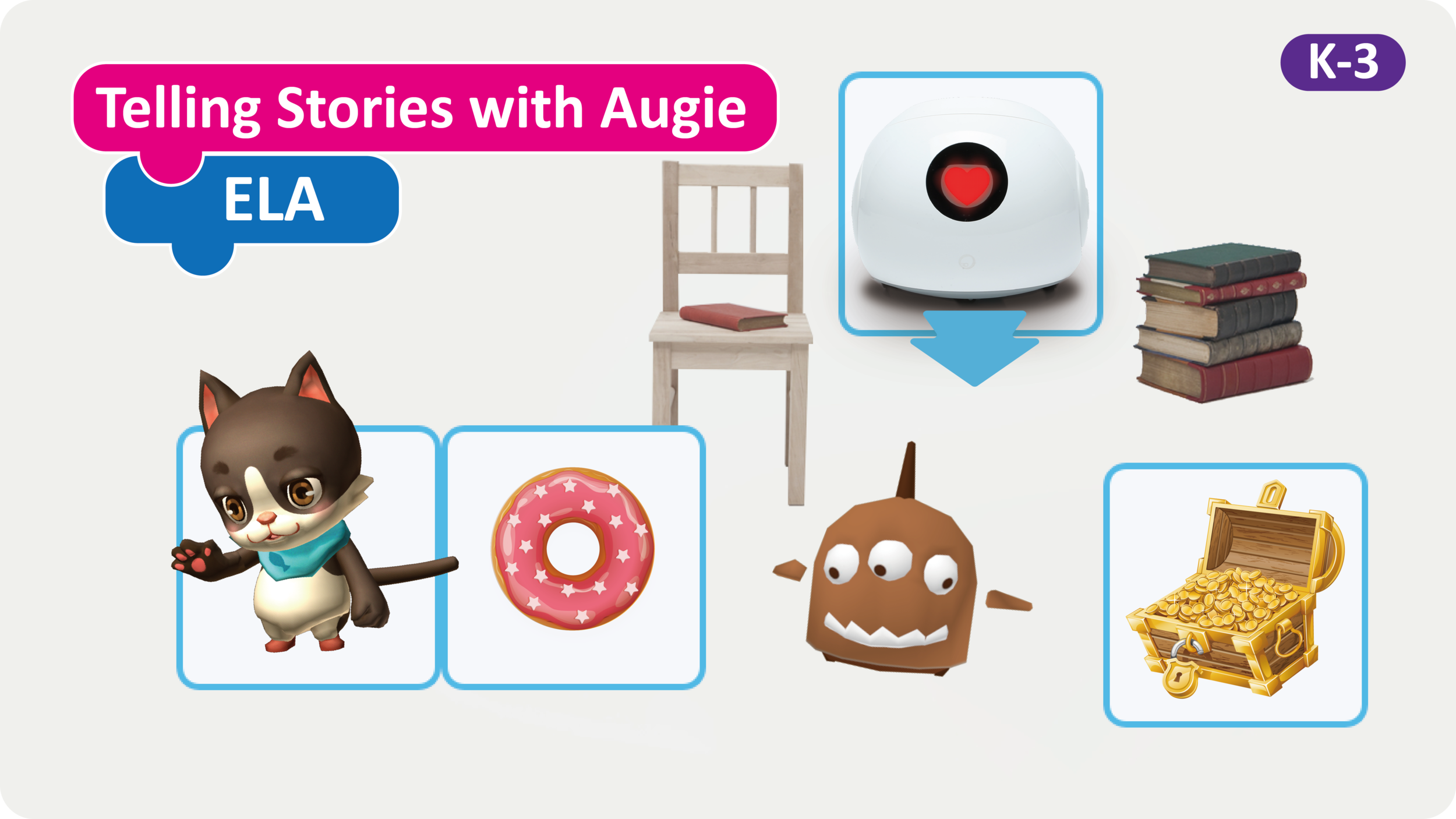 Telling Stories with Augie