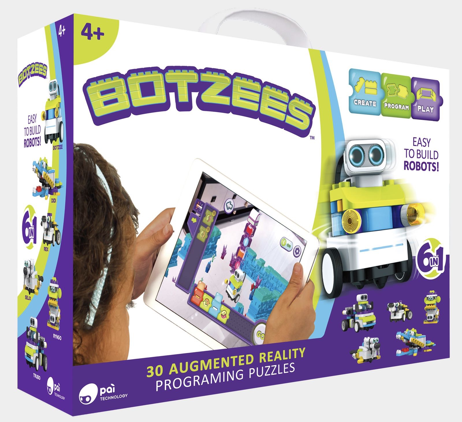 Pai Technology_Botzees_Package