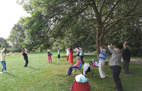 Tai Chi Qigong Shibashi - Mondays : 3.00pm-4.00pmCome and join a friendly group of people who seek to improve their health through gentle movement with Tai Chi Qigong Shibashi.Shibashi is a modified Tai Chi form, comprising 18 movements, thought to originate from observation of the stretching movements of animals on waking from a deep sleep.The rocking motions and stretching movements gently massage the internal organs, stimulate the energy meridians (used in Acupuncture and Acupressure), move the major joints, and improve breathing, circulation, balance and digestion.The overall effect is to reduce mental stress and physical tension carried in the muscles of the body, a tension which the Chinese believe leads to illness and disability.These movements are suitable for practice by anyone, regardless of age, and can be done seated or standing.Classes will run from 3 until 4pm, on Mondays from September 23rd2019,at: The Elephant House, I Dean Street, Bedminster, BS3 1BG.Do join us for a taster session at no cost (future sessions will be around £3 to cover room hire), drop in for coffee or tea and biscuits and a chat as an introduction to Tai Chi Shibashi.For further info contact vowles.mel@gmail.com or call 07736303468, leave a message and your number for a return call.