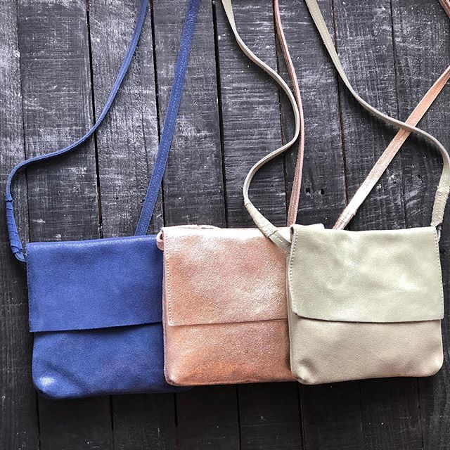 ✨These gorgeous leather bags won't last long at ✨55%✨percent off 🙀✨Hurry in and claim yours today.✨Cabana is open today 11-5✨