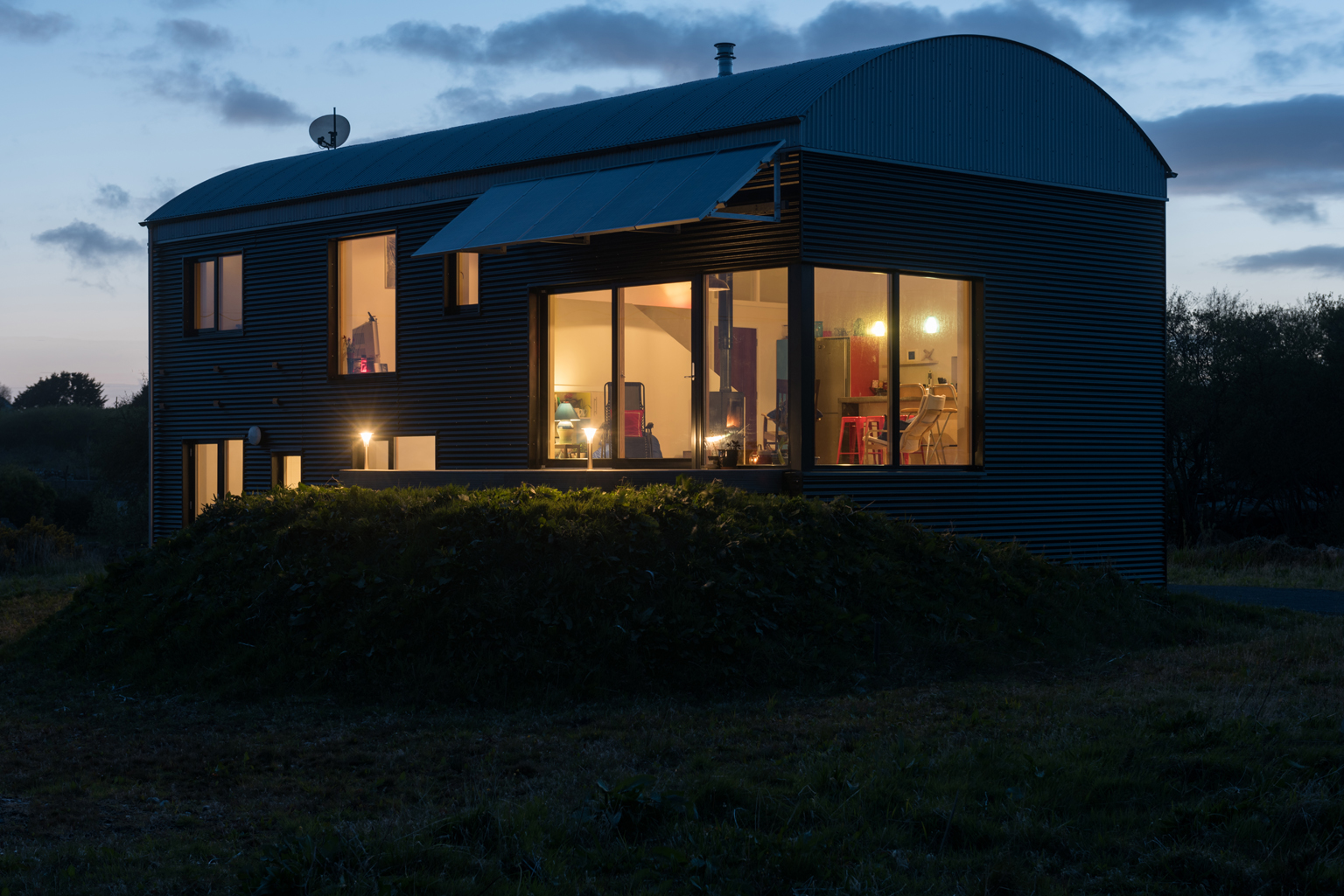Barn House -  Architecture at the Edge Festival 2017 Galway & Mayo