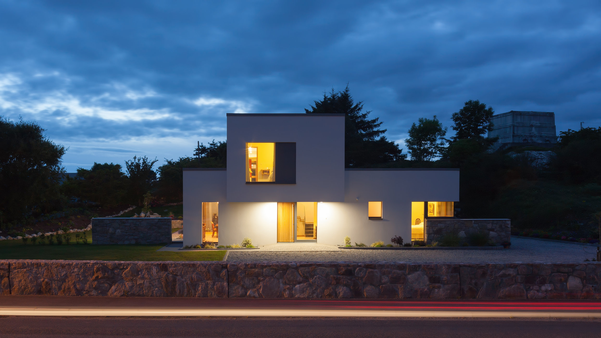 Tur Uisce House -  Architecture at the Edge Festival 2017 Galway & Mayo