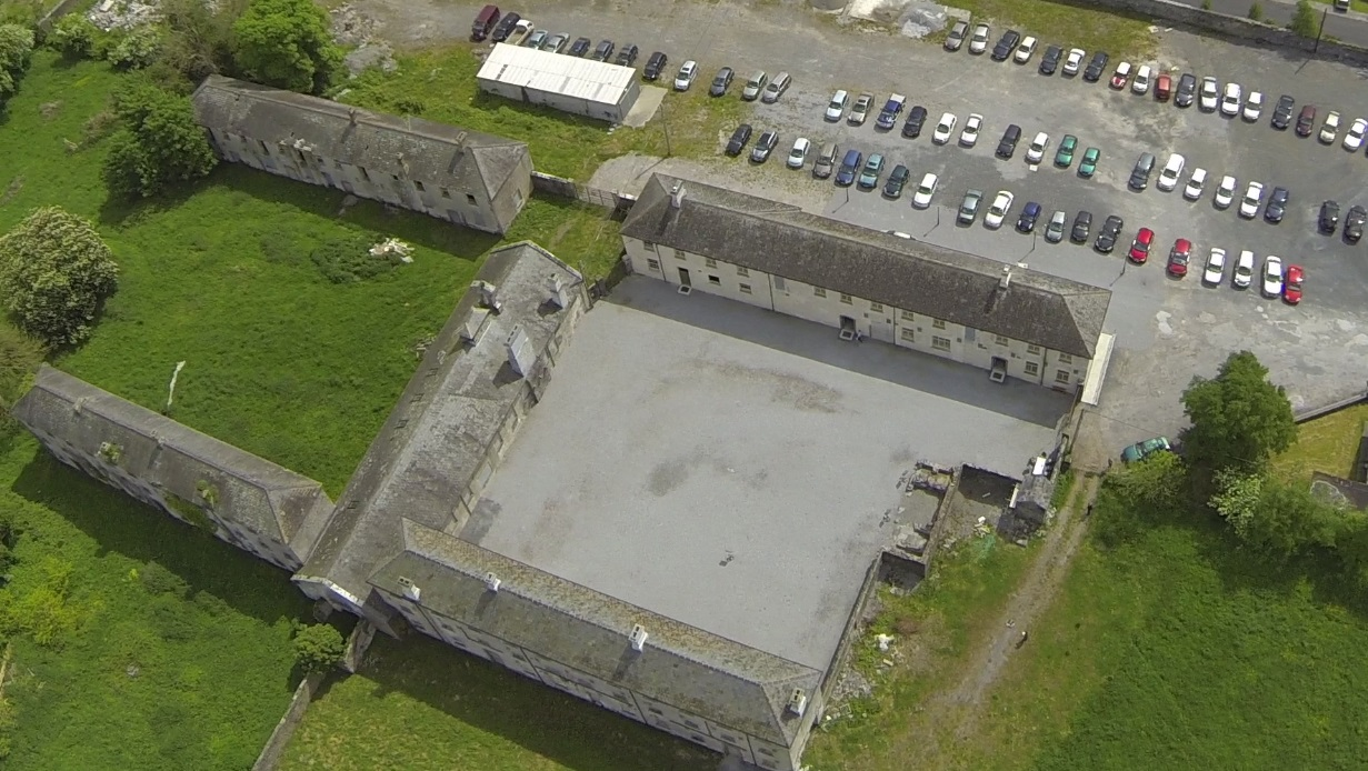 Portumna Workhouse - Architecture at the Edge Festival 2017 Galway & Mayo