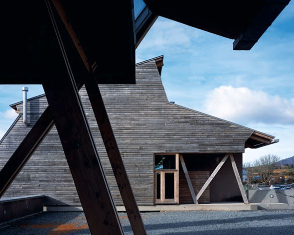 GMIT Letterfrack  -  Architecture at the Edge Festival 2017 Galway & Mayo